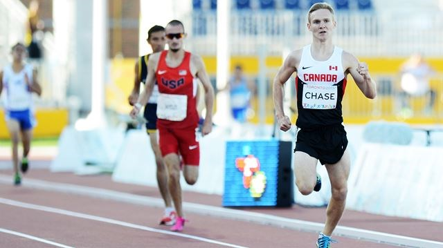 Pickering S Mitchell Chase Runs Away With Gold At Parapan Am Games Toronto Com