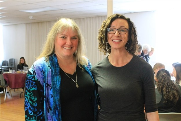 Palmerston International Women's Day luncheon celebrates female