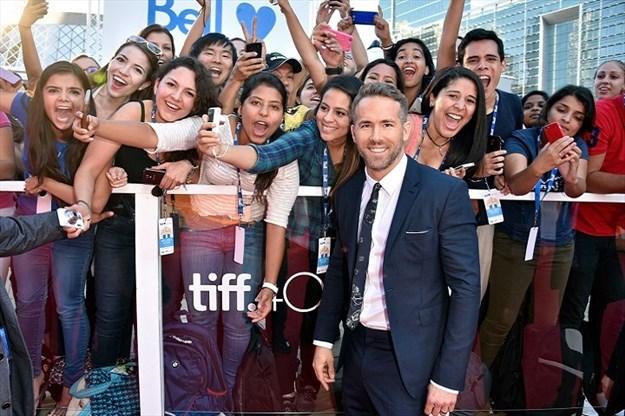 toronto international film festival tiff rub elbows with the stars