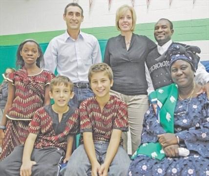 African orphan calls Burlington home | InsideHalton com