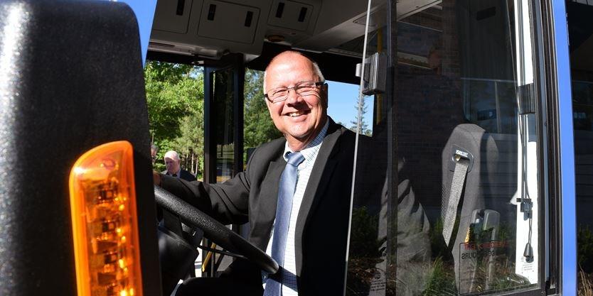 Simcoe County unveils LINX Transit Service | Simcoe com