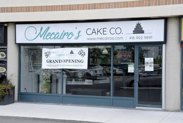 Mecairo S Cake Co Bakes Custom Treats In Etobicoke Toronto Com