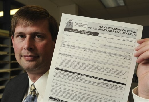 New background checks implemented by police | TheRecord