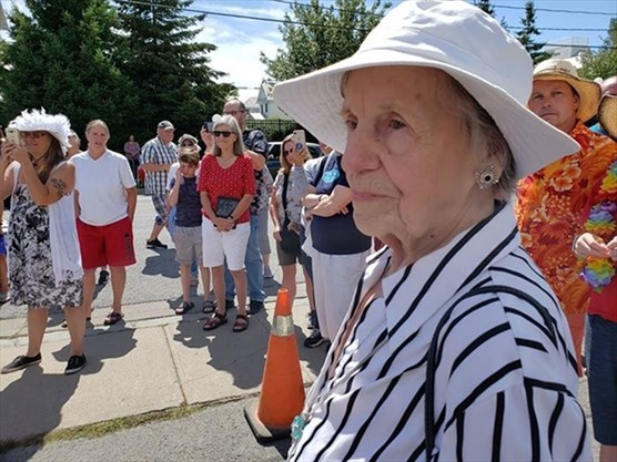 Parade marks end of summer in Crystal Beach