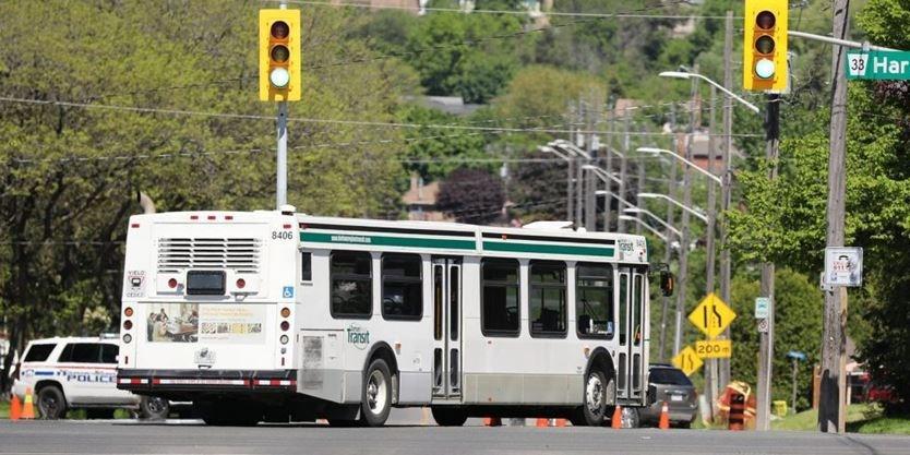 Senior struck by DRT bus in Oshawa | DurhamRegion com