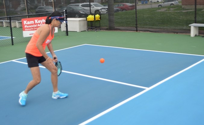 Hamilton Mountain pickleball courts well-used
