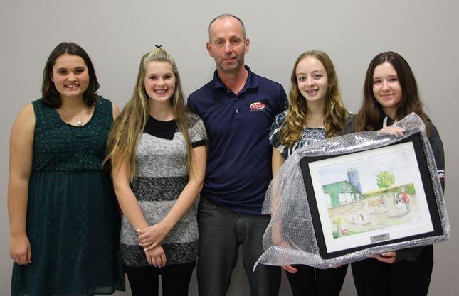 Awards night caps off busy year for Niagara North 4-H Club