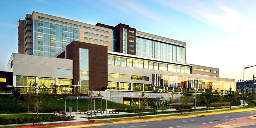 Toronto 39 s humber river hospital is leed gold certified for Certified building designer