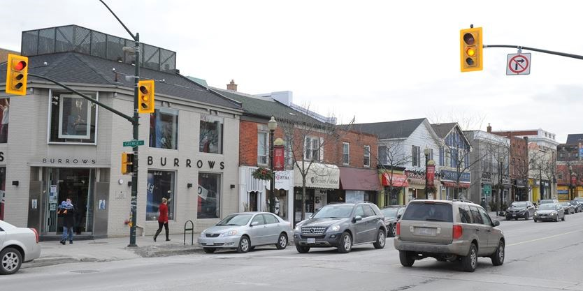 Pop-up stores coming to Downtown Oakville
