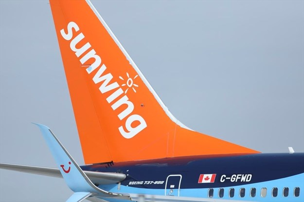 Sunwing adds Cancun flight to winter service out of Breslau