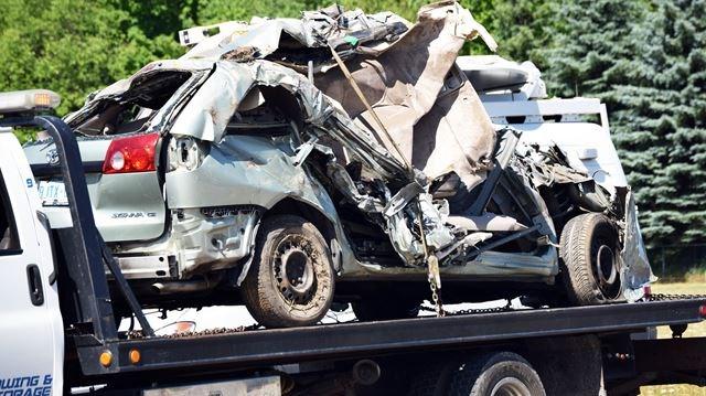 Teen charged in fatal Highway 10 crash | Orangeville com