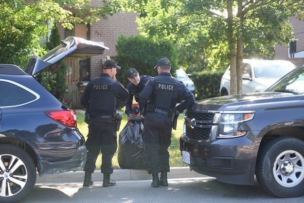 Police raid Richmond Hill, Mount Albert, Stouffville homes