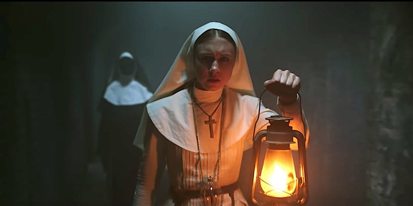 Opinion The Nun New Horror Movie Scares Up Laughs Rather Than