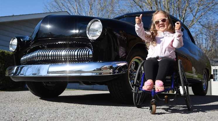 Cool cars still needed for Kruzzin For Khloe car show in Peterborough on Saturday