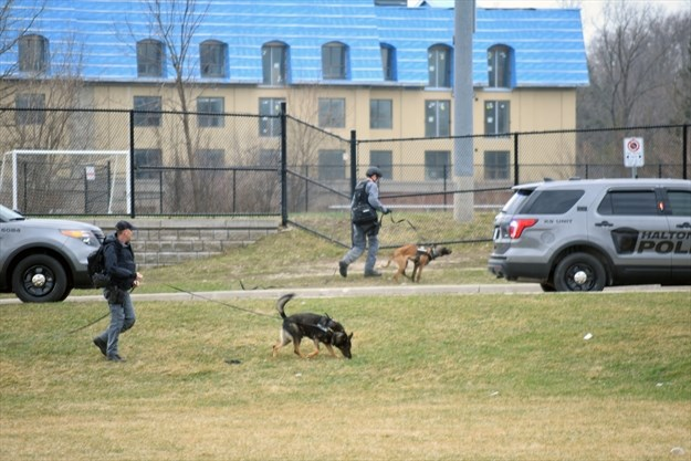 UPDATED: Four in custody after report of weapons at Georgetown