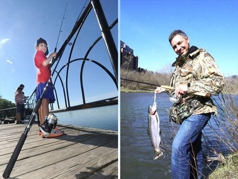 Summerlea park fishing