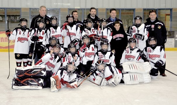 Ajax hockey midget pickering