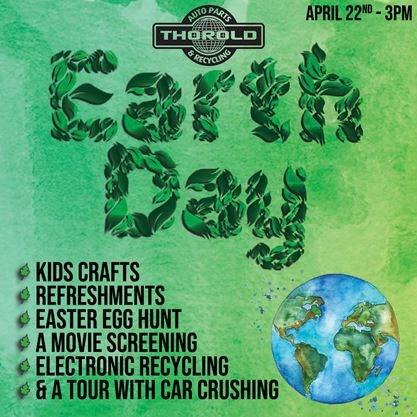 Earth Day 2019 At Thorold Auto On April 222019 Wellandtribuneca