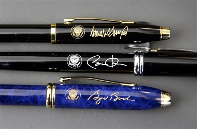 My immediate emotional response wasn't one of elation, joy or the kind of  ache my wallet would get when I see a new pen that threatens to lighten it.