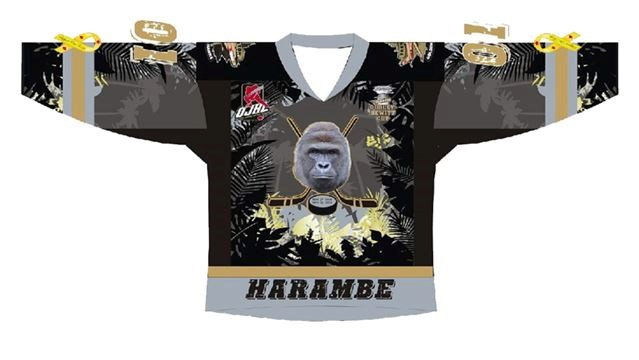 golden hawks suit up for harambe wednesday thespec com