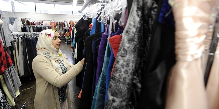 North York Clothing Bank In Need Of Donations For Winter