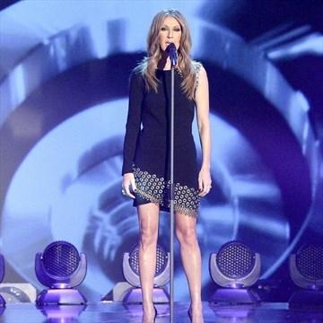 f4c48a195e2 Céline Dion returns to the spotlight