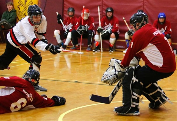 Special Olympics Floor Hockey More Than Just Sport