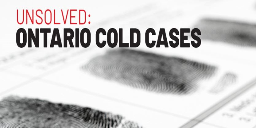 Ontario Cold Case | InsideOttawaValley com
