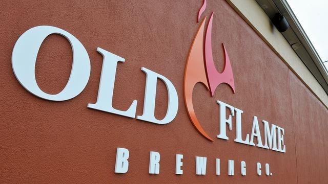 Old Flame Brewery Food Menu