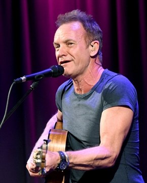 Sting to give first concert at Bataclan since Paris attacks