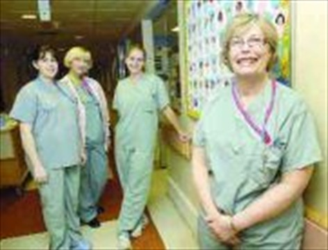 LABOUR OF LOVE Obstetrics nurse loves her work | InsideHalton com