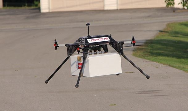 The City Of Vaughan Has Agreed To A Memorandum Understanding With Drone Delivery Canada On Pilot Project In Community