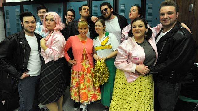 Grease musical rekindles the Nifty Fifties at Meadowvale