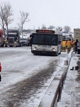 LATEST: Hwy  400 northbound open to Barrie | Simcoe com