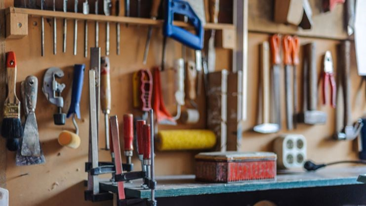 How to have the most organized garage ever thespec
