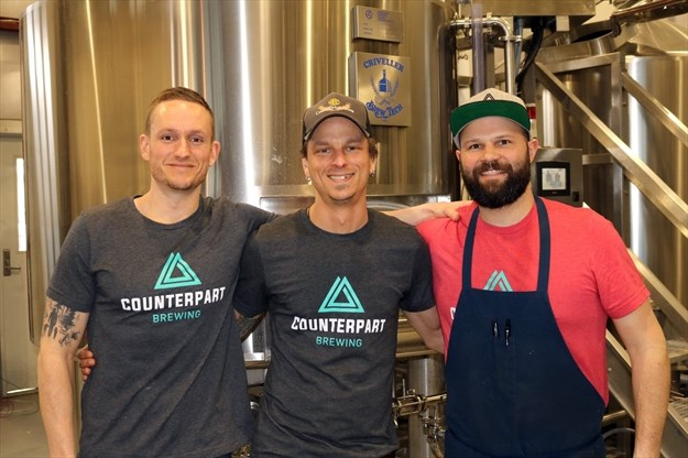 Counterpart Brewing Offers New Craft Beer Option In Niagara Falls