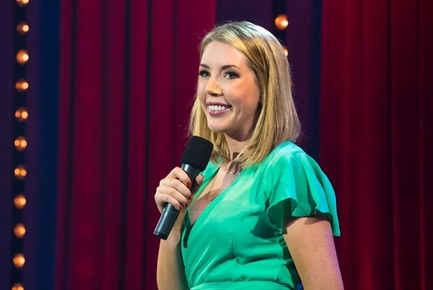 2f691fad1 Comedian Katherine Ryan is the host of