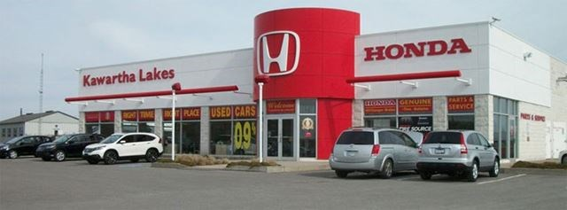 Kawartha Lakes Honda >> Visit The 1 Honda Dealer In Canada For Customer Service