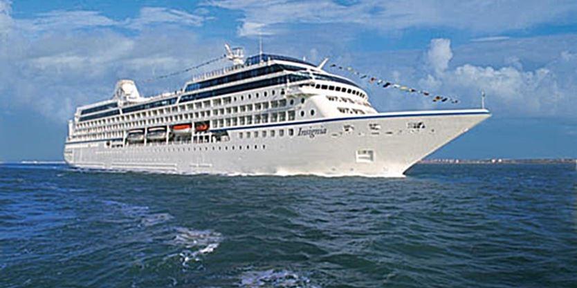 Coast Guard Evacuates Yearold Canadian From Cruise Ship - Canadian cruise