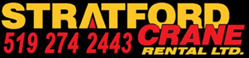 Heavy lifting needs? Call Stratford Crane Rental   TheRecord