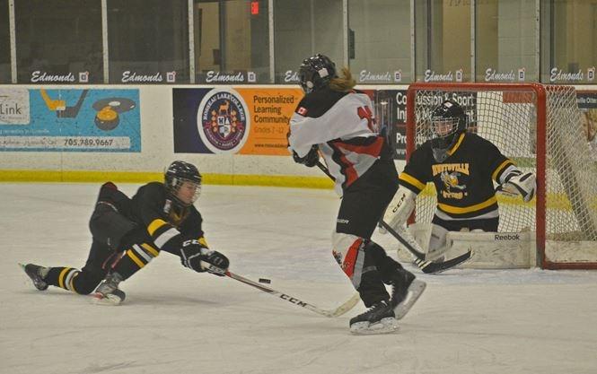 Midget girls hockey tournaments