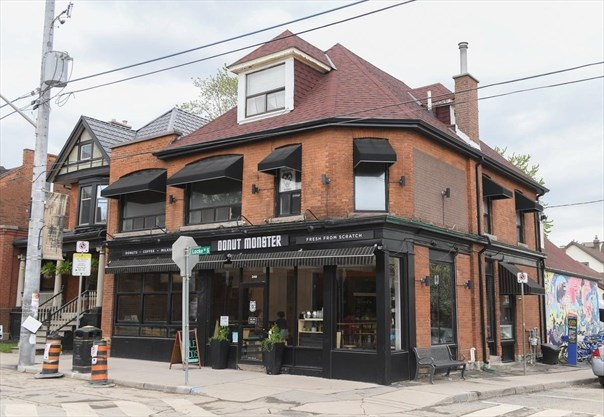 Peachy Where To Find Artisanal Doughnut Makers In Hamilton And Burlington Wiring Cloud Peadfoxcilixyz