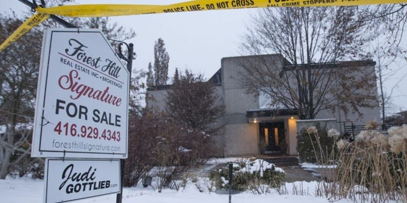 Two found dead at home of Apotex billionaire Barry Sherman