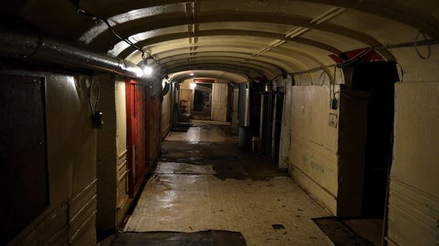 Survival Camp Goes On At Nuclear Bunker Despite Shelburne