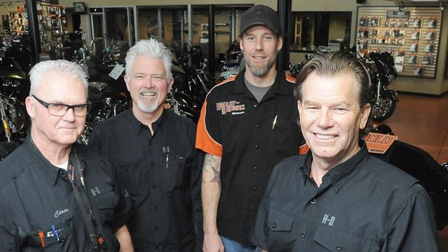 Oshawa Harley dealership named tops in Canada | DurhamRegion.com