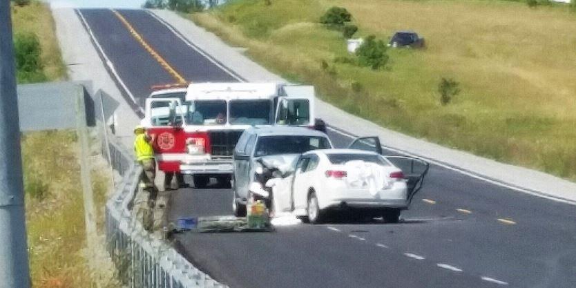 UPDATE: Man, 92, killed in head-on collision near Georgina