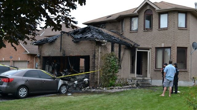 Barrie Man Gets Three Years For Setting Own Home On Fire