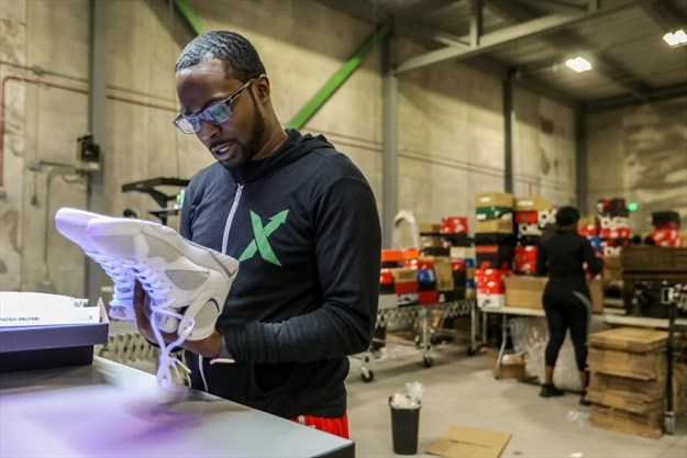 Fast-growing startup StockX sniffs out fake sneakers