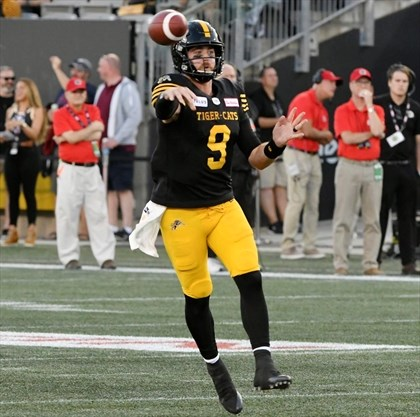 Steve Milton: Tiger-Cats take their road show and 9-2 record