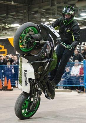 Motorcycle Show-Toronto